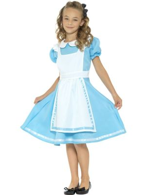 Girls Fancy Dress | Alice in Wonderland Costume
